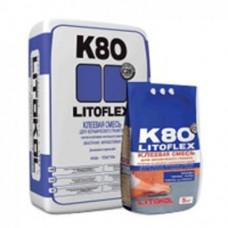 Клей Litoflex K80 Литокол Литофлекс К80 фасадный 25кг