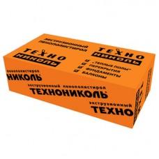 Пенополистирол «Технониколь XPS 30-200 стандарт» 1180х580х100мм (2,73м2, 0,273м3) уп/4плит