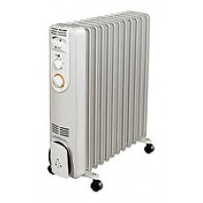 Радиатор масляный 11 секций, 1,2 кВт.