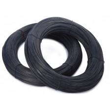 Проволока вязальная, диаметр 1,2 черная