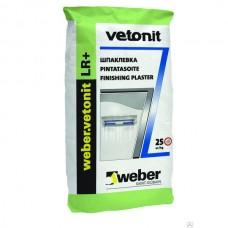 Шпаклевка Ветонит (Vetonit LR+) 25кг