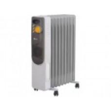 Радиатор масляный 9 секций, 1,2 кВт.