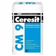 Клей для плитки Ceresit СМ 9 25 кг