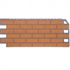 Панель фасадная FineBer Кирпич 1137х470 бежевый
