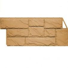 Панель фасадная FineBer Камень крупный 1080х452 песочный