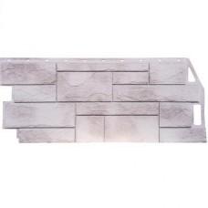 Панель фасадная FineBer Камень природный 1085х447 жемчужный