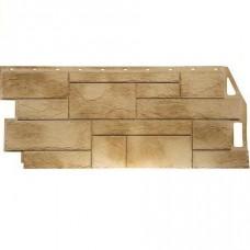 Панель фасадная FineBer Камень природный 1085х447 песочный