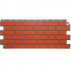 Панель фасадная FineBer Кирпич облицовочный 1130х463 керамический