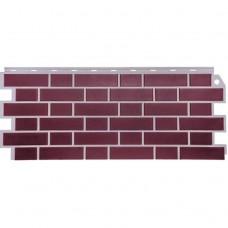 Панель фасадная FineBer Кирпич облицовочный Britt 1130х463 Йорк