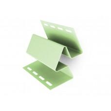 Угол внутренний Holzplast Holzsiding светло-зеленый 3020мм